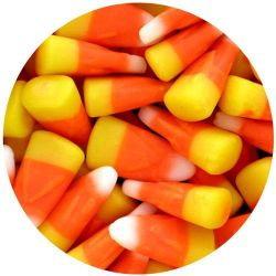 Yoogout Frozen Yogurt Candy Corn