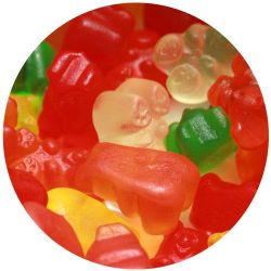 Yoogout Frozen Yogurt Gummy Bears