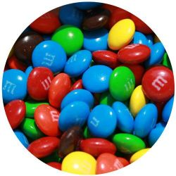 Yoogout Frozen Yogurt M&M's