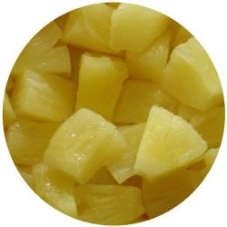 Yoogout Frozen Yogurt Pineapples