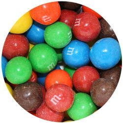 Yoogout Frozen Yogurt Pretzel M&M's